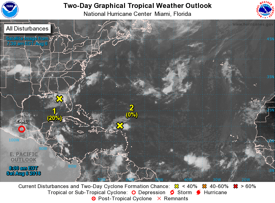 Caribbean Tropical Outlook