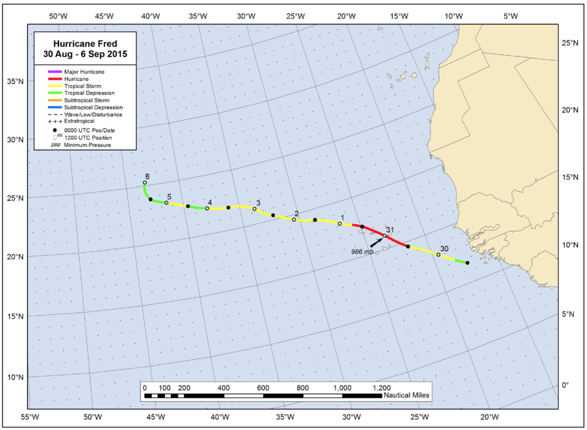 Caribbean Hurricane Blog Fred Historical Chart Please Enable Javascript To View The Comments Powered By Disqus