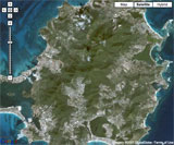 St. Martin Satellite Map